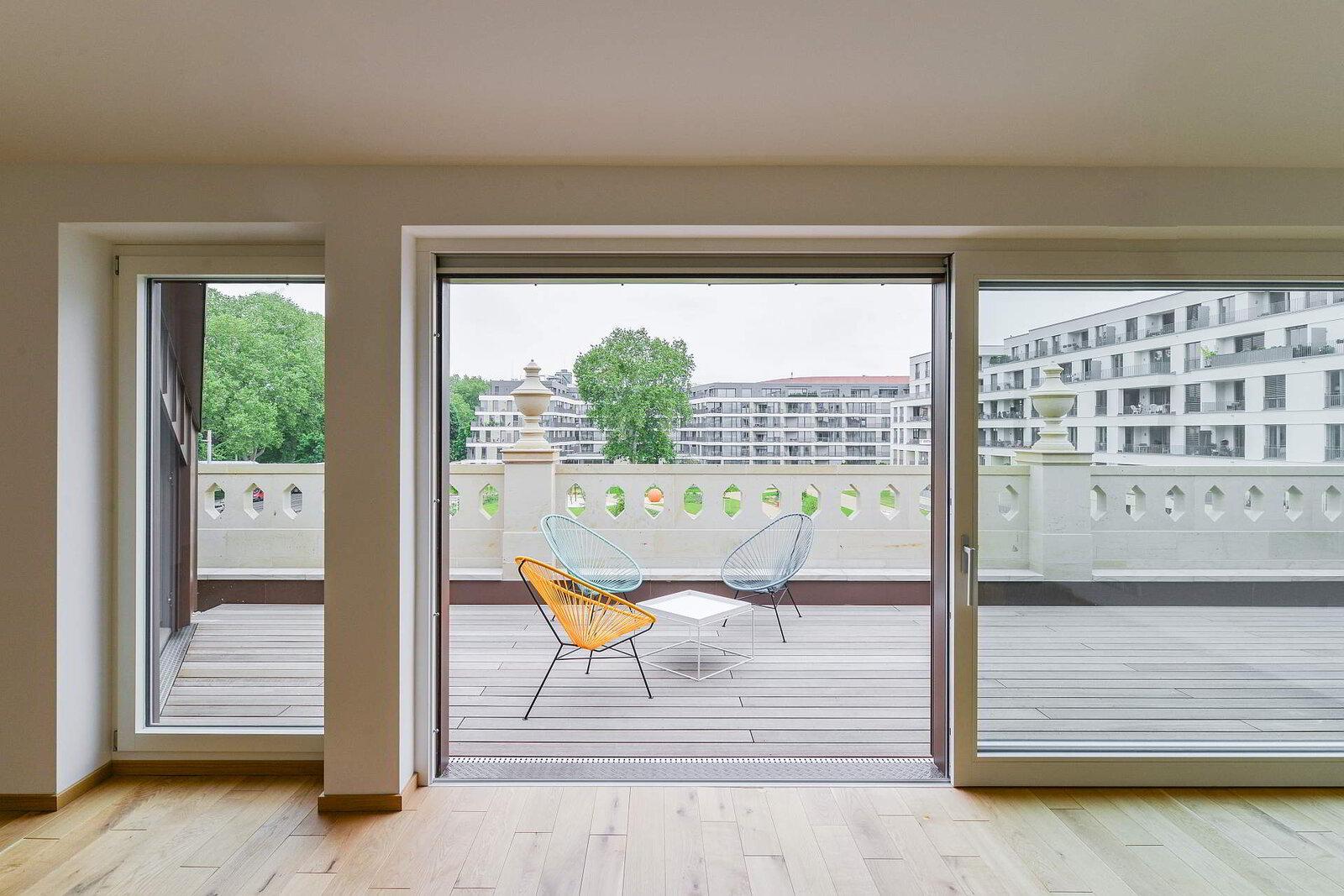 Designwerkstatt Dresden Privatwohnung – Orangerie im Herzogin ...